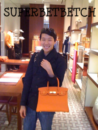hermes birkin bags for sale - a day in the life of SUPERBETCH |